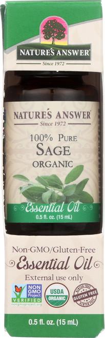 Essential Oil Sage Organic