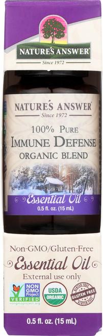 Essential Oil Immune Defense Organic Blend