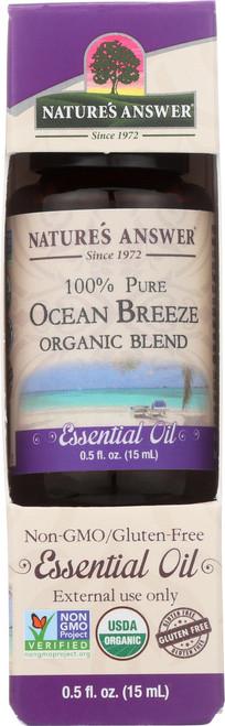 Essential Oil Ocean Breeze Organic Blend