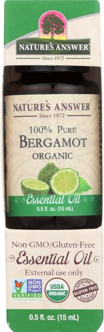 Essential Oil Bergamot Organic