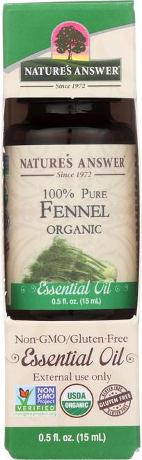 Essential Oil Fennel Organic