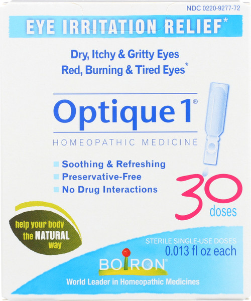 Eye Irritation Relief Optique 1
