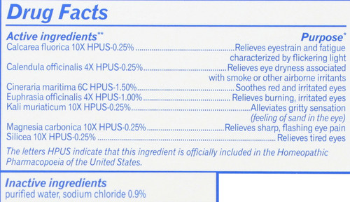 Eye Irritation Relief Optique 1 30 Dose