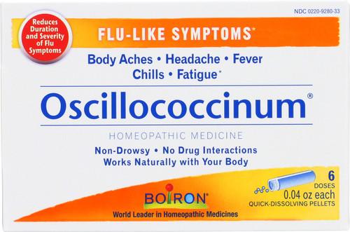 Unit Dose Oscillococcinum®