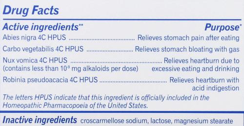 Tablets Acidil Indigestion 60 Tablets