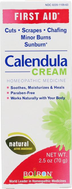 Homeopathic Medicine Calendula Cream
