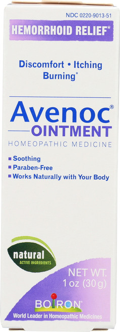 Homeopathic Medicine Avenoc Ointment