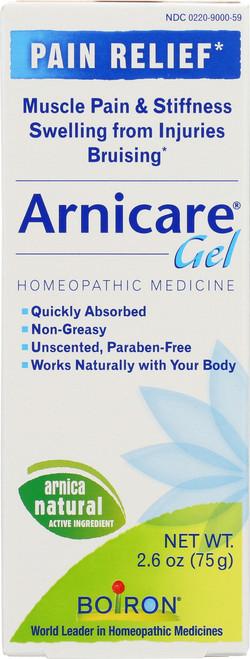 Homeopathic Medicine Arnicare Gel