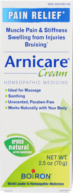 Homeopathic Medicine Arnicare Cream