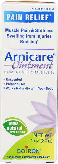Homeopathic Medicine Arnicare Ointment