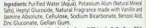 Essence Mineral Deodorant Vanilla Jasmine Roll On 2.25 Fl oz 66 Ml