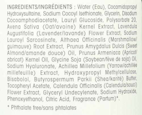 Liquid Hand Soap Oatmeal 12.5 Fl oz 369 Ml