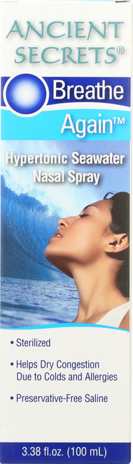 Nasal Rinse Breathe Again