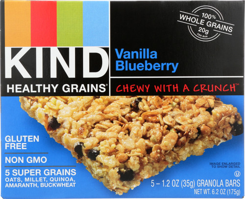 Granola Vanilla Blueberry