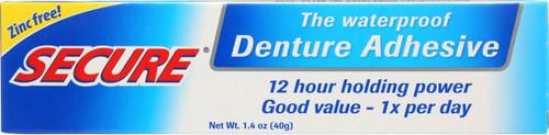 Denture Adhesive Waterproof