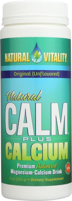 Natural Calm Plus Calcium Original (Unflavored)