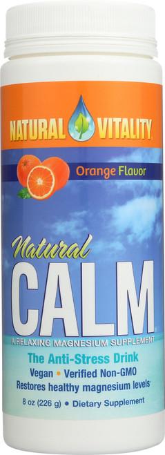Natural Calm Orange