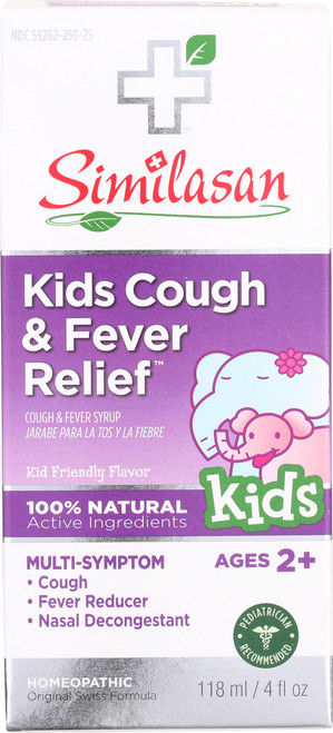 Kids Cough & Fever Relief