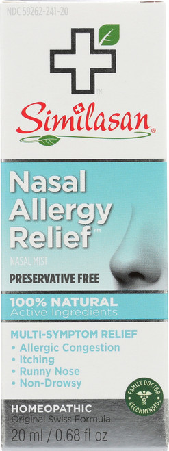 Nasal Allergy Relief Nasal Mist