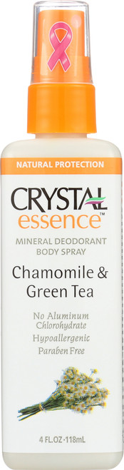 Essence Mineral Deodorant Chamomile & Green Tea