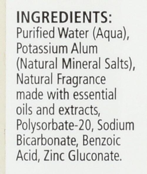 Essence Mineral Deodorant Chamomile & Green Tea Spray 4 Ounce 118 Ml