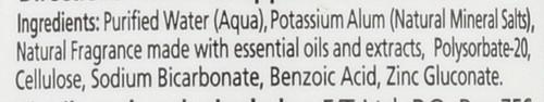 Essence Mineral Deodorant Chamomile & Green Tea Roll On 2.25 Ounce 66 Ml