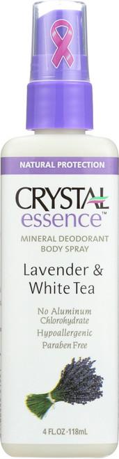 Essence Mineral Deodorant Lavender & White Tea