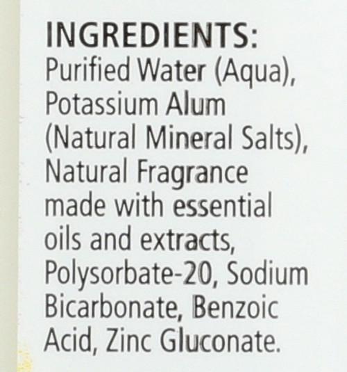 Essence Mineral Deodorant Lavender & White Tea Spray 4 Ounce 118 Ml
