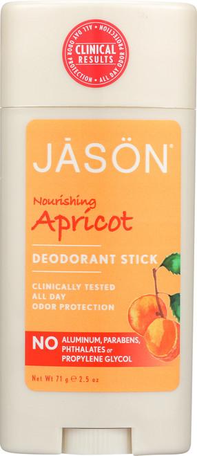 Deodorant Apricot & E Stick Jsn Apricot Deodorant Stick 1