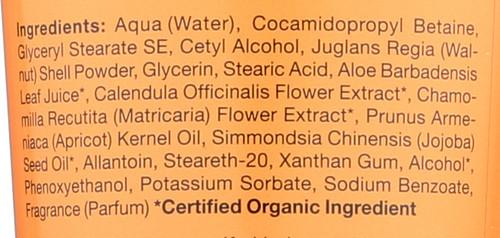 Facial Scrub Scrubble Apricot Jsn Scrubble Apricot Natural 113 G 4oz