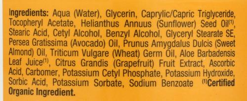 Cream Moisture Vitamin E 5000Iu Jsn Org Cream Vit E 5000 Iu 1 113 G 4oz