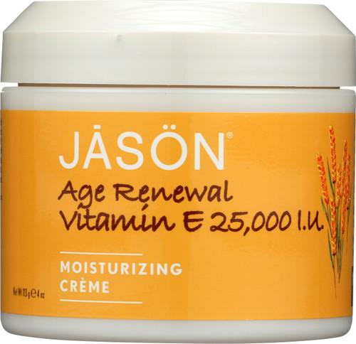 Creme Moisturizing Vitamin E 25000Iu Jsn Vit E 25000 Iu Creme Natu
