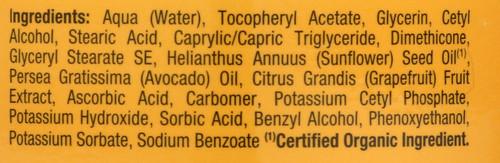 Creme Moisturizing Vitamin E 25000Iu Jsn Vit E 25000 Iu Creme Natu 113 G 4oz