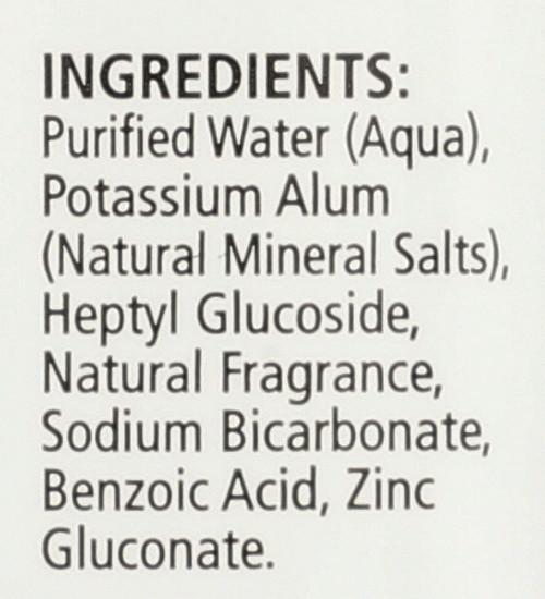 Essence Mineral Deodorant Vanilla Jasmine Spray 4 Fl oz 118 Ml
