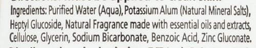 Essence Mineral Deodorant Pomegranate Roll-On 66 Ml 2.25 Fl oz