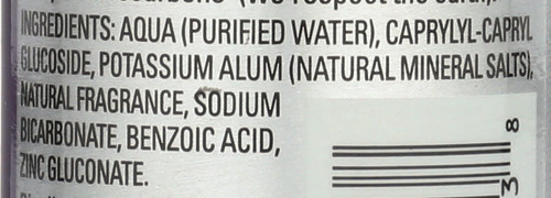 Body Spray Granite Rain Spray 4 Fl oz 118 Ml
