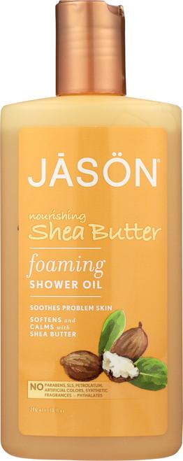 Foaming Shower Oil Nourishing Shea Butter