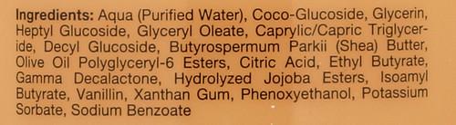 Foaming Shower Oil Nourishing Shea Butter 296 Ml 10 Fl oz