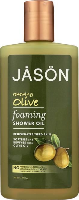 Foaming Shower Oil Renewing Olive