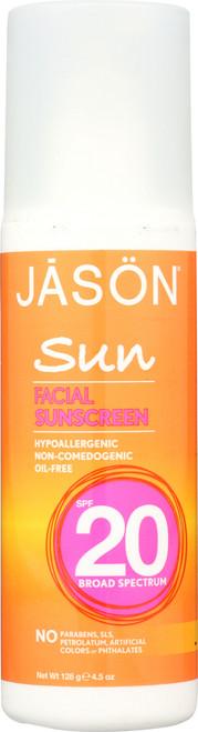 Facial Sunscreen Sun Spf 20