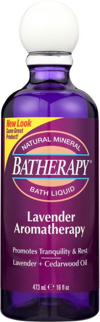 Bath Liquid Lavender Aromatherapy