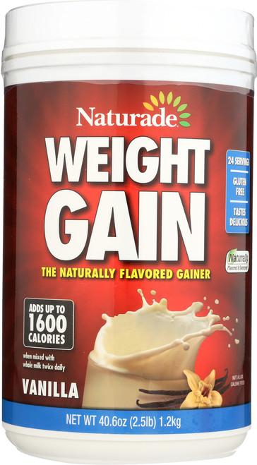 Weight Gain Powder Vanilla