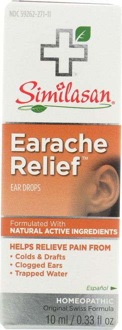 Ear Relief Ear Drops