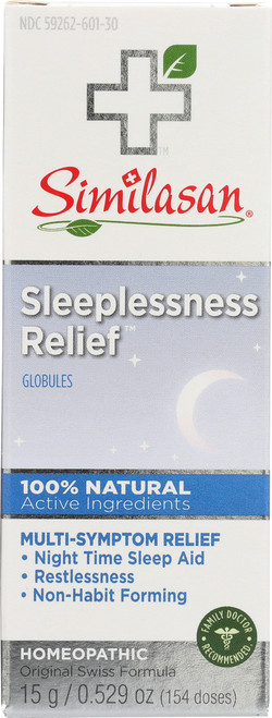 Sleeplessness Relief Globules