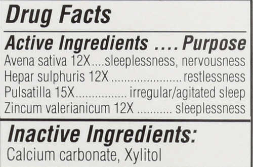 Sleeplessness Relief Globules 15 G 0.529oz