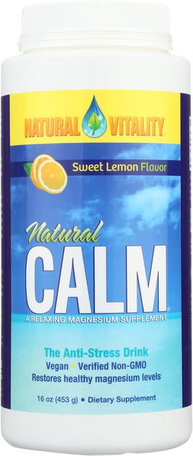 Natural Calm Sweet Lemon