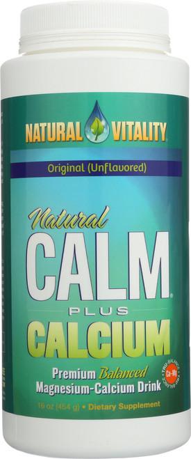Natural Calm Plus Calcium Original