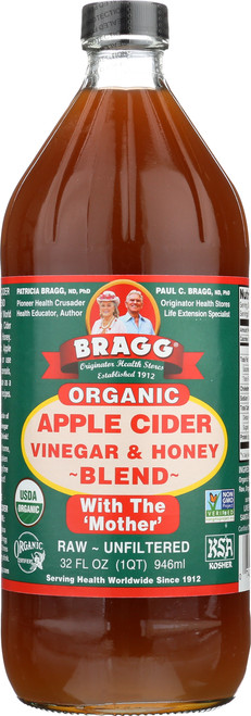 Apple Cider Vinegar Vinegar & Honey Blend