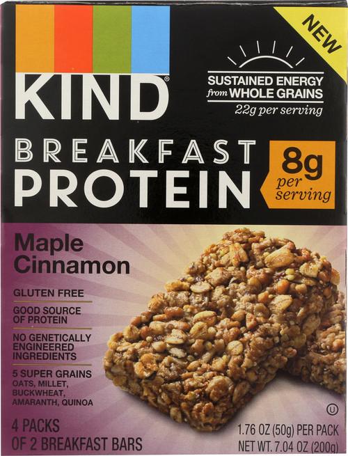 Breakfast Bar Maple Cinnamon