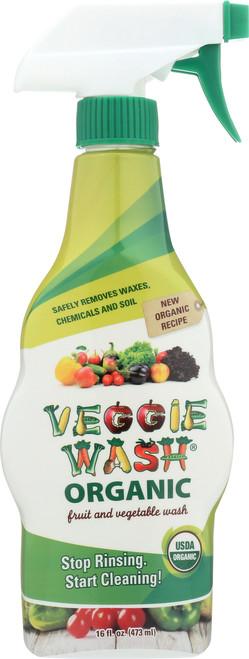 Veggie Wash W/Trigger Sprayer